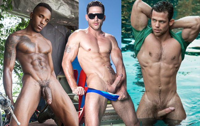 The Hottest Body In Gay Porn Belongs To …